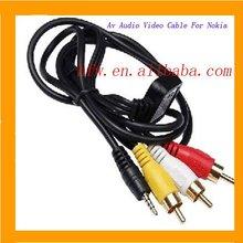 Av Audio Video Cable For Nokia N97 N95 Mini