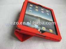leather case/prootective case for tablet pc Apple ipad2,for ipad2 leather case