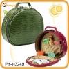 fashion lady croc beauty case