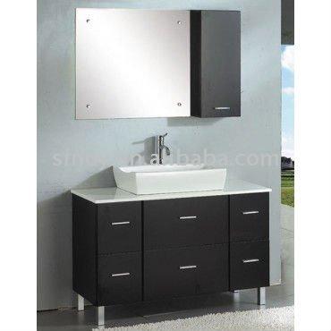 Sin marco de doble capa de vidrio espejo del ba o espejos for Espejos decorativos sin marco