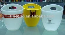 3L Plastic champagne cooler-LD-B101