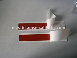 Red anti tracking mastic