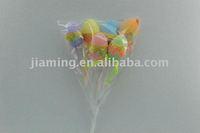 3*5cm foam easter decorative egg picks