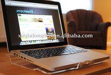 Apple brand laptop stand