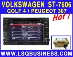 VW GOLF4 / PEUGEOT 307 DVD PLAYER