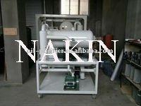 Double Vacuum Separation Insulation Oil Filter Machine