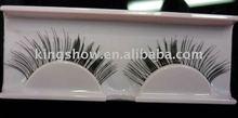 Natural special synthetic hair silk false eyelashes