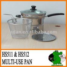 Multi-Use Pan