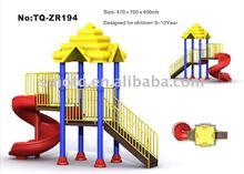 2015 fabulous Kid Outdoor Playgrounds Equipment, small playground