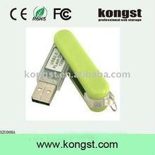 OEM swivel usb drive 2G 4G gift U-disk pen USB2.0