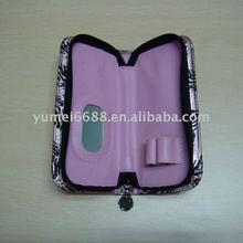 2011 fashion cosmetic bag mirror