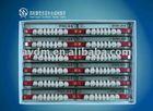 HRA-PMMA material 2-layer acrylic teeth