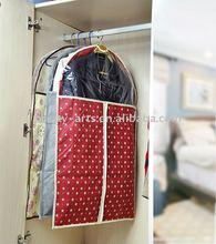 eco-friendly non-woven suit carrier