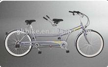 "26""NEW STYLE FOLDING TANDEM BIKE,BICYCLE"