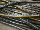rubber air and water pressure hose