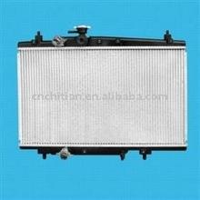 radiator engine cooling system for donkervoort
