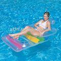 Chaise de salon de flottement gonflable