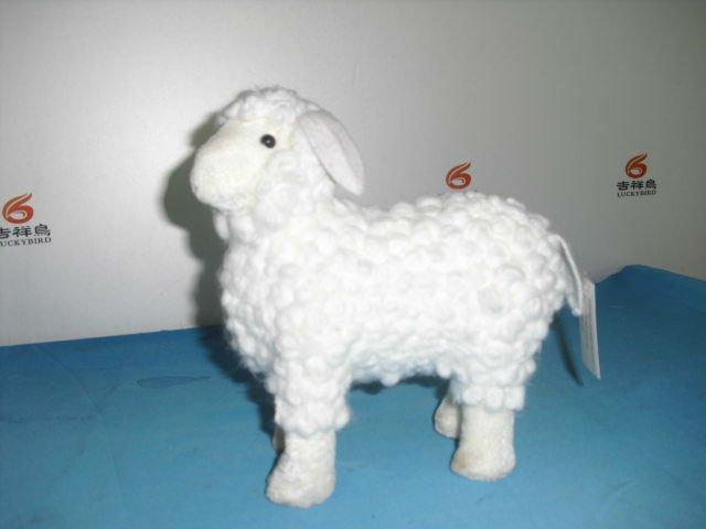 Ovejas navide as imagui - Como hacer una oveja ...