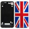 Flag Complete Battery Cover for Iphone 4
