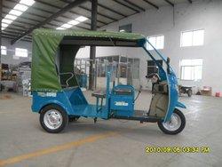 passenger electric three wheel car