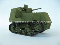 Hotsale resin model kits, tank kits