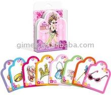 Fancy Nancy children Card Game