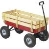 All-Terrain Steel and Wood Wagon