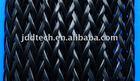 Nylon flat filament expandable braided sleeving