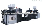 Three color PVC Strap injection moulding machine