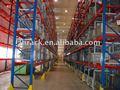charge de stockage de palettes rack entrepôt industriel
