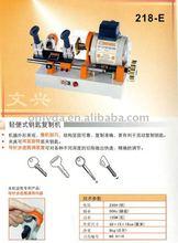 Light-key copy machine 218-E key cutting machine OCW-017 wholesale and retail +60% free shipping