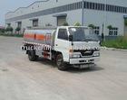 JMC fuel tank truck, small fuel tank truck