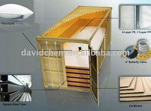 DAVID flexi tank bag/flexi bag container for cooking oil/vegetable oil/olive oil transportation