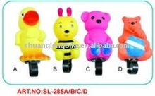 rubber animal bicycle bell