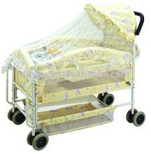 Cama de bebê ( 819 )