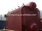 dual boiler cylinder assembled water pipe boiler /coal saver and air preheater