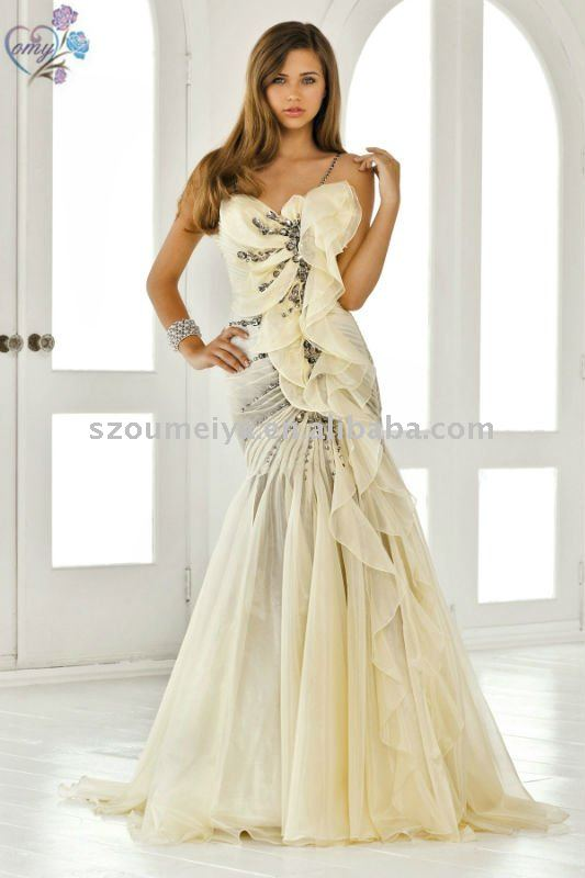 Unusual Evening Dresses - prom dresses