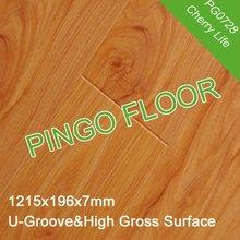 Cherry with Waterproof wood flooring