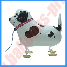 New!!!! Air Walker Balloon-Shape Dalmatian Dog Walking Animal Balloon Foil Helium Balloons(59cm*43cm)(Requires Helium Inflation)