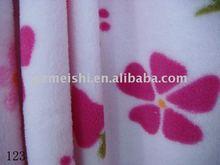 100%polyster plush blanket