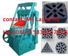 Cheap electric honeycomb coalball briquette press machine for fuel