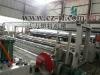 HDPE geomembrane liner plastic machine (DL-4300)