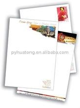 A4 d'affaires lettre pad