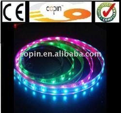 IP65 or IP68 waterproof battery powered LED strip light