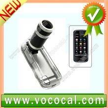 For Nokia 5800 Cover Case Camera 6X Zoom Telescope