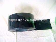 flexibe pvc strip sheet black