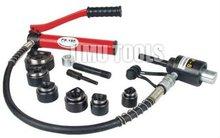 Hand tool set / Hydraulic punch / Hydraulic punch kit / hydraulic puncher