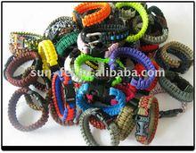 550# Paracord Survival Strap, Strong Survival Bracelet, Survival Straps Paracord