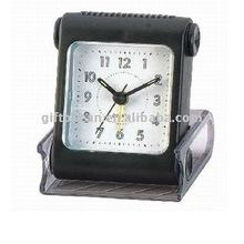 mini premium foldable travelling alarm clock