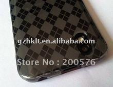 Mobile phone case TPU Skin Soft Gel case Optimus Black P970 For LG